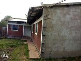 2 Bedroom Self Contained. House 1/8 plot