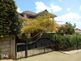5 bedroom townhouse for letting.