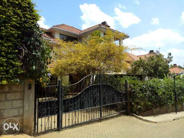 5 bedroom townhouse for letting. Westlands - image 1