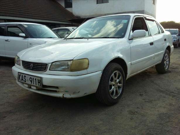Toyoata 110 KAS 1998 clean buy and drive Kilimani - image 3