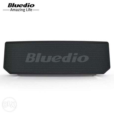 Bluedio BS-5 Mini Bluetooth speaker Portable Wireless speaker Sound Sy الرياض -  4