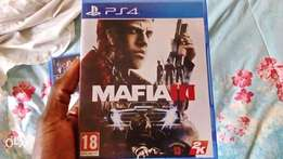 PS4 Mafia 3 with bonus code for downloadable contents coming with maps