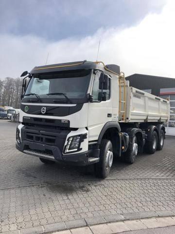 Volvo 460 - 2016