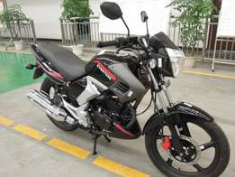 Kymstone 200cc motorcycle