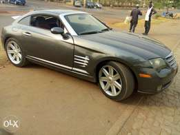 Very Neat Chrysler Crossfire, V6, Auto. Nothing to Fix. 1.5m