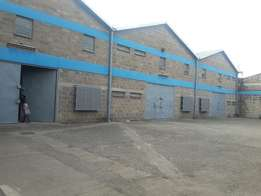 Selling 13500 sqf warehouse in industrial area,