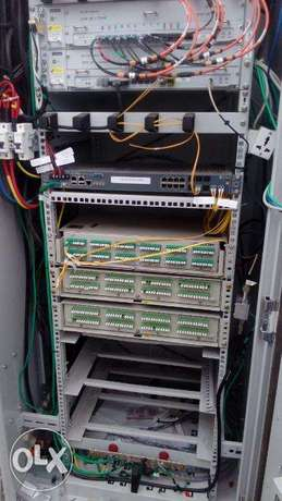 Any Fibre optic work contact me Splicing work in all oman