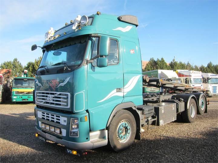 Volvo Fh480 6x2 20 T. Multilift Euro 4 - 2007