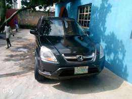 Clean Honda CRV 2004 model