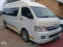 Toyota quantum in an excellent condition