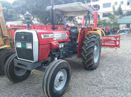 Massey Ferguson 360 with a Boom Prayer,60Horse Power,Turbo,3Disc Ploug