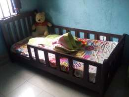 Kids Bed with Foam