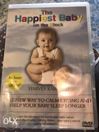 Dvd to calm crying babies