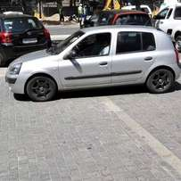 Renault clio for sale R33000
