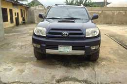 Extremely sharp 2004 4runner used