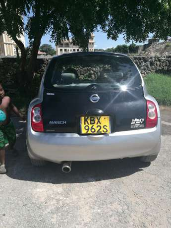 Nissan March for sale 450,000/= Maweni - image 1