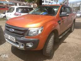 Ford Ranger Wildtreck on sale