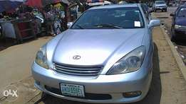 3 months used Lexus es300 03 buy n travel tincan cleared
