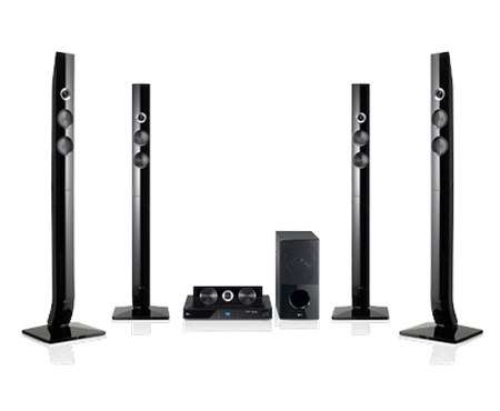 LG 5.1 Channel,1100Watts ,Bluetooth, 3D Blu-Ray Home Theater System Kampala - image 8