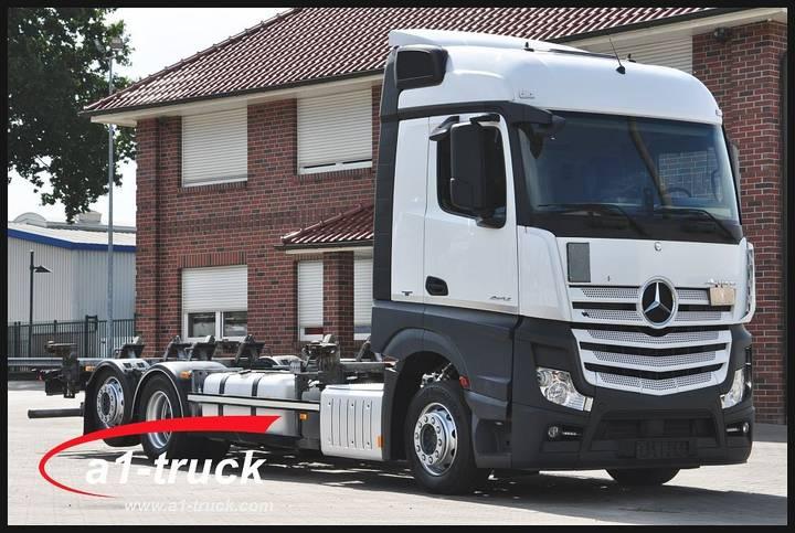 Mercedes-Benz 2542 L, StreamSpace 7,82 WB FH 1120/1320mm, 2x AHK - 2014