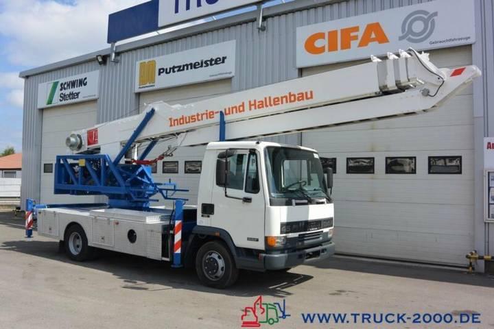 DAF Klaas Montage-Dachdecker Kran 30,5m 1 to UVV neu - 2000