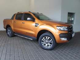 2016 Ford Ranger Wildtrack 4x4 A/T