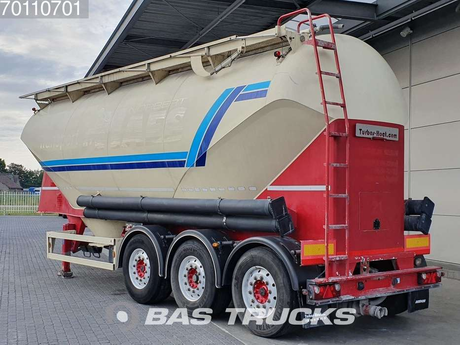 Ardor Turbo's Hoet 39.000 Ltr / 1 / Liftachse OPT/3AT/39/06S - 2011 - image 2