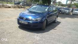 clean maintained Golf TSI