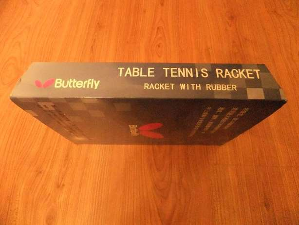 New Imported Butterfly 5-Star Table Tennis Racket for Sale Fourway Gardens - image 3