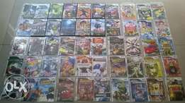 Chipp any console with LATEST games xbox 360 playstation 2 wii games