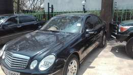 mercedes benz E200 KCE petrol 2008 auto super clean buy and drive,
