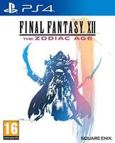 Final Fantasy XII:The Zodiac Age-PlayStation 4-Square Enix