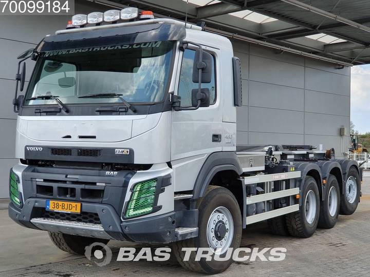 Volvo FMX 460 8X6 Dynamic-Steering VDL NL-Truck Euro 6 - 2016