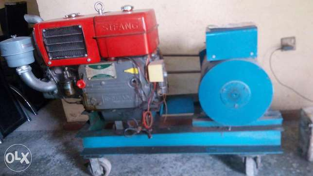 New Generator for sell Akowonjo - image 1