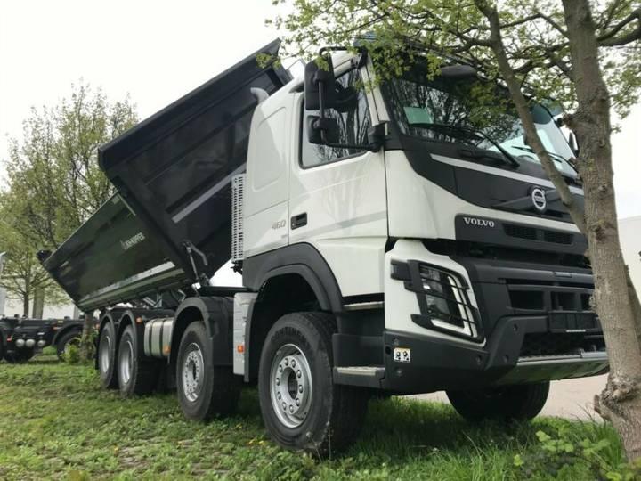 Volvo 8x4 FMX Dreiseitenkipper *Miete möglich - 2019