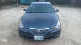 Toyota solara for sell neat car
