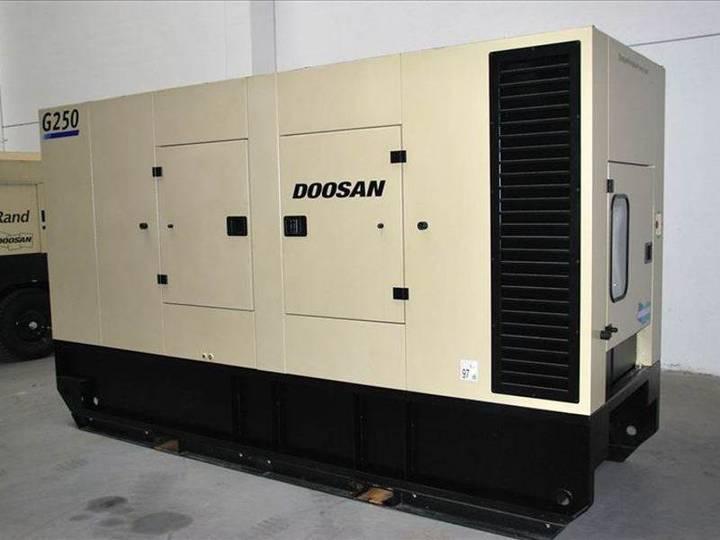 Doosan ir g 250 - 2013