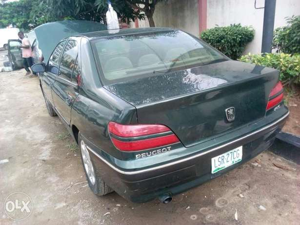 A pay and drive Peugeot 406. Ikoyi - image 1