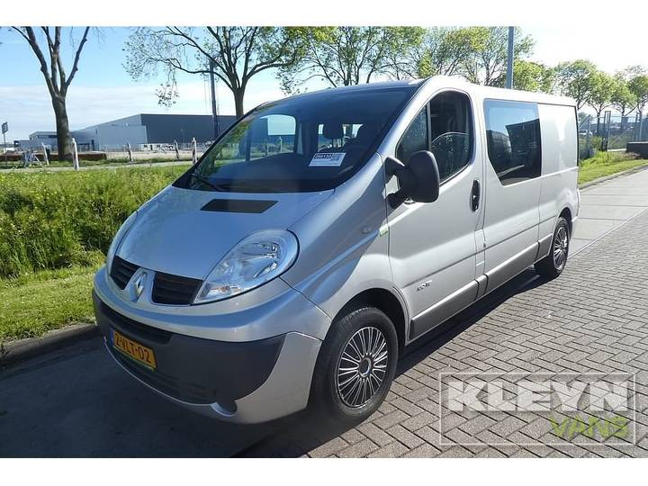 Renault TRAFIC 2.0 DCI - 2011