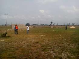 Dry And Fenced Land At La Campaign Tropicana, Ibeju Lekki