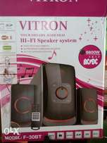Vitron HiFi Bluetooth system strong bass good stereo going at 4800