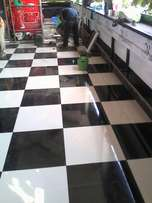 Tile fixing and repairing