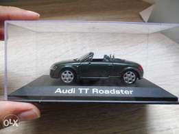 "Awesome toy car "" Audi TT Roadstar "" from germany"