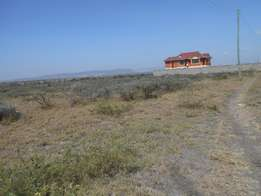 1/4 Acre Plots for sale! Kitengela within Police Sacco estate, 3.8M (N