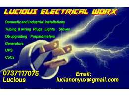 Electrician on standby 24/7