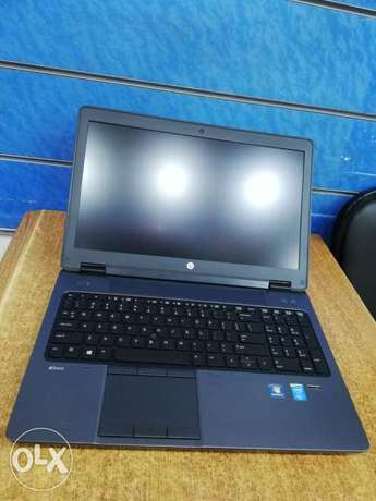 HP Zbook Ci7 quad SSD 256. 16 GB Memory