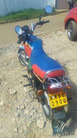 Tvs star with starter Eldoret North - image 2