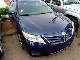 Leather seats Toyota Camry (2010)