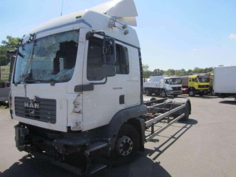 MAN Tgl 12.280 4x2 Ll Unfallfahrzeug/frontschaden - 2008