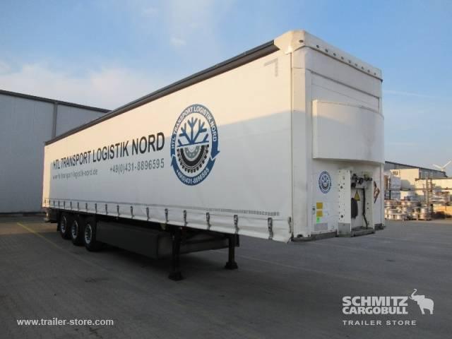 Schmitz Cargobull Curtainsider Joloda Ladebordwand - 2017